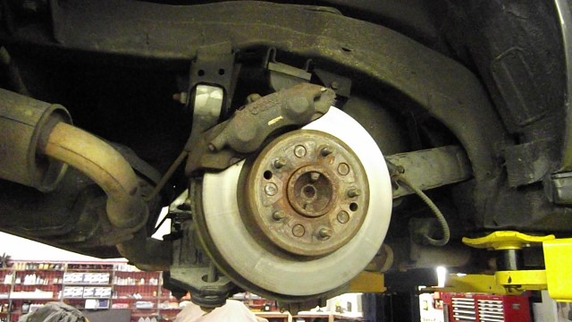 121 original riveted rotors