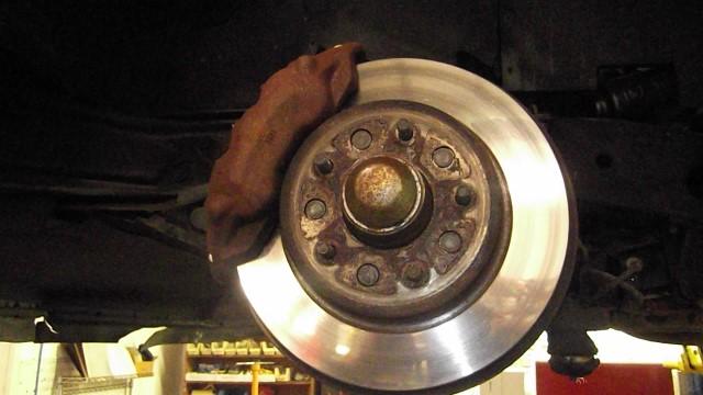 123 original riveted rotors