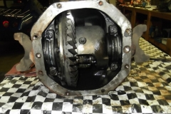 177 rear end assembly