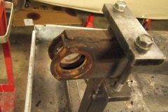 219 bushing removed from T arm