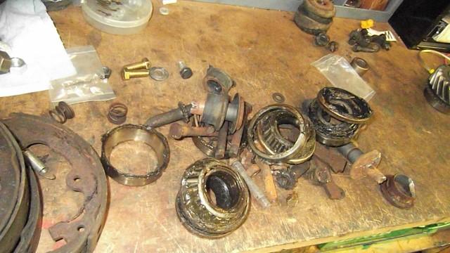 195 old bearings