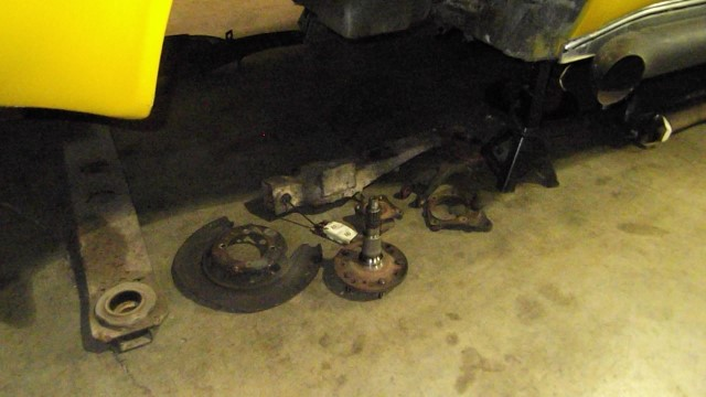 199 rear end hardware