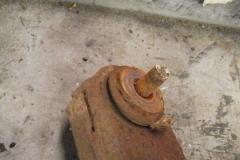 189 bolt seized in RH trailing arm