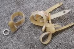 319 underhood ties removed