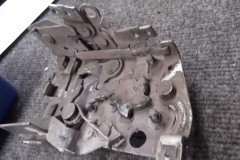 328 door latch assembly