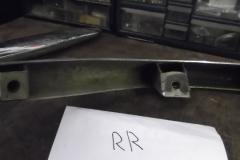 334 RR bumper bent