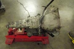 356 transmission removed
