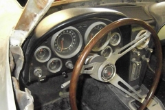 361 interior before disassembly