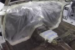 389 interior harness and mechanics masked
