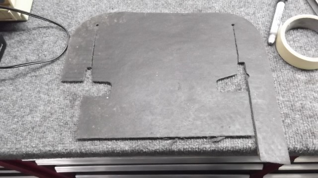 140 a arm dust flaps are incorrect for 1963