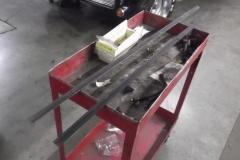 105 rocker panel retainers will need some straightening
