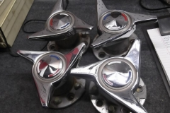 144 spinners and adapters