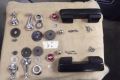 214 door panel components seperation