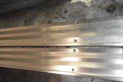 238 door sills removed