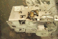 240 tang welded on LH door latch lever to make operational