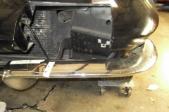 259 LH front bumper mounted