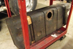 278 fuel tank will be replaced