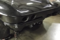 282 rear end is naked