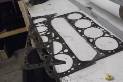 638 2 headgaskets removed from RH