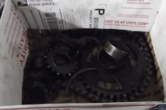 640 old timing chain