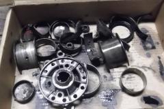 673 internal engine parts delivered from engine builder