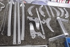 849 Fresh cad plated parts ready for install