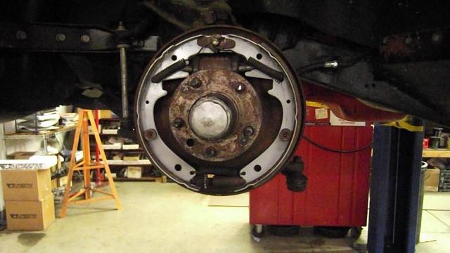 152 LF brake
