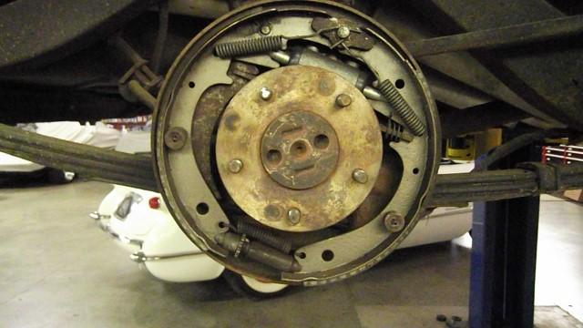 154 RR brake