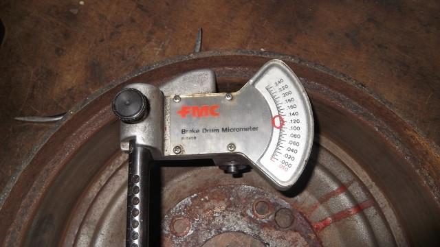 159 LF brake drum 11.120 inches