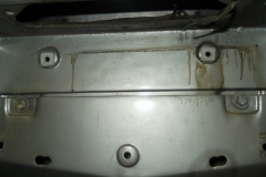 217 rear valence with license bezel removed
