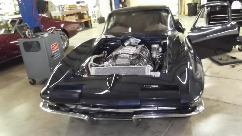 100 1963 retro rod for repairs