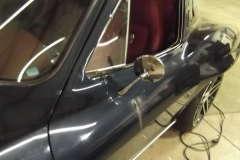 127 LH mirror installed
