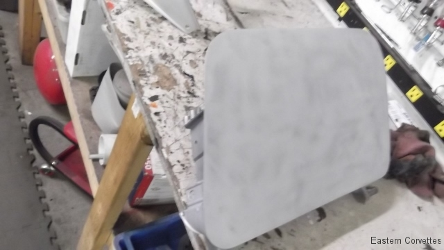 168 headlight bucket stripped