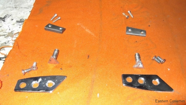 209 detailed t top wedges and door alignment wedges
