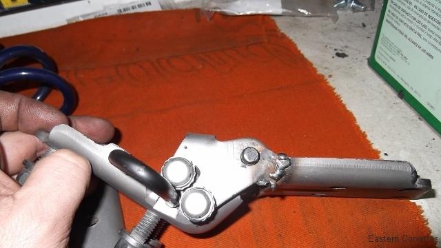 218 repaired LH hinge