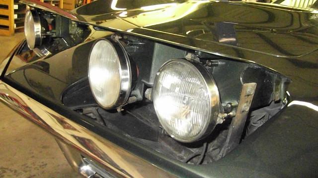 247 headlights assembled