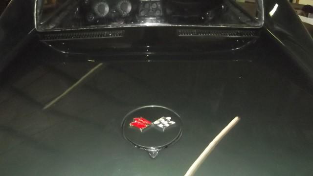 282 fuel door and emblem installed