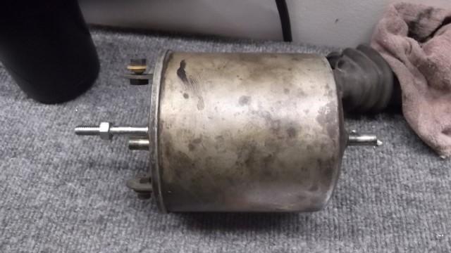 307 leaking wiper actuator