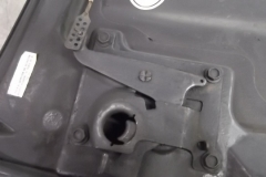 146 hood catch location and condition