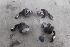 154 detailed headlight nozzles