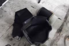 199 LH shoulder harness