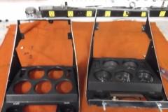 201 gauge cluster and clock swap