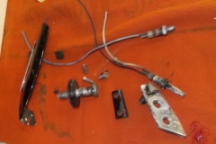 207 door jamb hardware removed