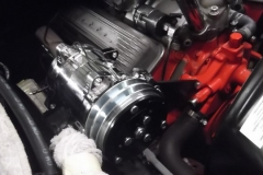 119 compressor installed