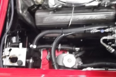129 heater hoses installed