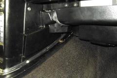 134 RH access panel installed