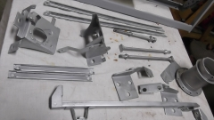 303 cad plated parts stripped