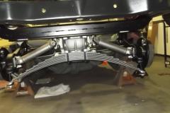 385 rear spring installed