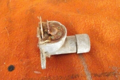 106 dimmer switch rusted