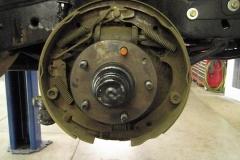 109 brakes before